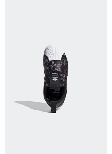 adidas Superstar 360 Ayakkabı Siyah
